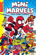 MINI MARVELS TP VOL 01 ROCK PAPER SCISSORS DIGEST