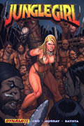 JUNGLE GIRL HC VOL 01