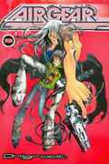 AIR GEAR GN VOL 09 (MR)