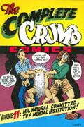 COMPLETE CRUMB COMICS SC VOL 11 NEW PTG