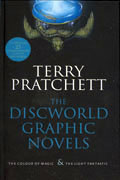 DISCWORLD GN VOL 01 COLOUR OF MAGIC &amp; LIGHT FANTAS
