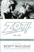 ZOT TP VOL 01 COMP BLACK & WHITE STORIES 1987 TO 1