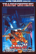 TRANSFORMERS THE ARK TP VOL 02
