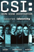 CSI SECRET IDENTITY TP NEW PTG