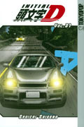 INITIAL D GN VOL 31 (OF 36)