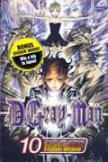 D GRAY MAN GN VOL 10 (MR)