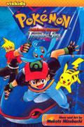 POKEMON RANGER & THE TEMPLE O/T SEA (C: 1-0-0)