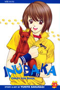 INUBAKA CRAZY FOR DOGS TP VOL 10