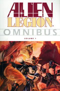 ALIEN LEGION OMNIBUS VOL 1 TP