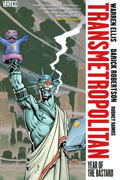 TRANSMETROPOLITAN VOL 3 YEAR OF THE BASTARD TP (MR) NEW PTG