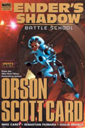ENDERS SHADOW BATTLE SCHOOL PREM HC