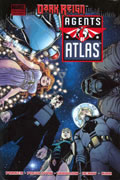 AGENTS OF ATLAS DARK REIGN PREM HC
