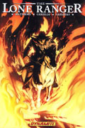 LONE RANGER VOL 3 SCORCHED EARTH TP