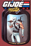 GI JOE BEST OF STORM SHADOW TP