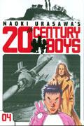 NAOKI URASAWA 20TH CENTURY BOYS GN VOL 04
