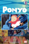 PONYO ON THE CLIFF BY THE SEA GN VOL 03 (C: 1-0-0)