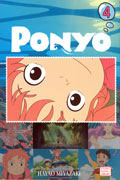 PONYO ON THE CLIFF BY THE SEA GN VOL 04