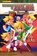 LEGEND OF ZELDA VOL 6 FOUR SWORDS PT 1 GN