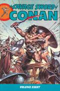 SAVAGE SWORD OF CONAN TP VOL 08