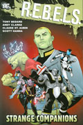 REBELS TP VOL 02 STRANGE COMPANIONS