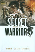 Secret Warriors HC Vol. 3 Wake the Beast