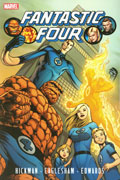 FANTASTIC FOUR BY JONATHAN HICKMAN TP VOL 01