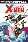 ESSENTIAL CLASSIC X-MEN TP VOL 01 NEW PTG