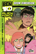 BEN TEN ALIEN FORCE DOOM DIMENSION GN VOL 02