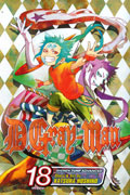 D GRAY MAN GN VOL 18 (MR)