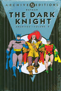 BATMAN DARK KNIGHT ARCHIVES HC VOL 08