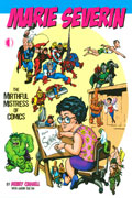 MARIE SEVERIN MIRTHFUL MISTRESS OF COMICS SC