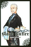 BLACK BUTLER TP VOL 10