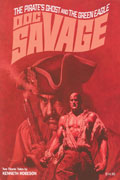 DOC SAVAGE DOUBLE NOVEL VOL 50 JAMES BAMA VAR SPEC