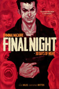 CRIMINAL MACABRE FINAL NIGHT 30 DAYS NIGHT XOVER TP