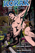 KORAK SON OF TARZAN ARCHIVES HC VOL 02