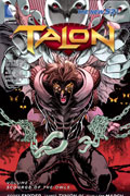 TALON TP VOL 01 SCOURGE OF THE OWLS (N52)