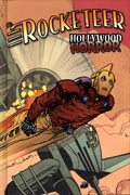 ROCKETEER HOLLYWOOD HORROR HC