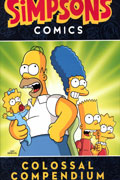 SIMPSONS COMICS COLOSSAL COMPENDIUM TP VOL 01
