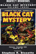 HARVEY HORRORS COLL WORKS BLACK CAT MYSTERY HC VOL 3