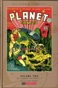 ROY THOMAS PRESENTS VOL 02 PLANET COMICS HC (RES) (C: 0-1-2)