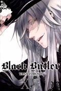 BLACK BUTLER TP VOL 14