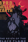 BPRD HELL ON EARTH TP VOL 09 REIGN OF BLACK FLAME