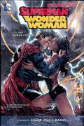 SUPERMAN WONDER WOMAN HC VOL 01 POWER COUPLE (N52)