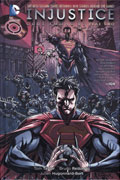 INJUSTICE GODS AMONG US YEAR TWO HC VOL 01