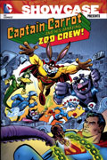 SHOWCASE CAPTAIN CARROT AND HIS AMAZING ZOO CREW TP