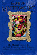 MMW MS MARVEL HC VOL 01 DM VAR ED 211