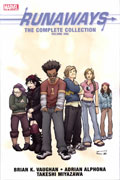 RUNAWAYS COMPLETE COLLECTION TP VOL 01