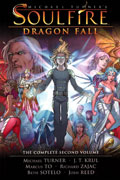MICHAEL TURNER SOULFIRE TP VOL 02 DRAGON FALL (RES)