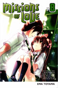 MISSIONS OF LOVE GN VOL 08