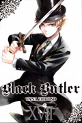 BLACK BUTLER TP VOL 17